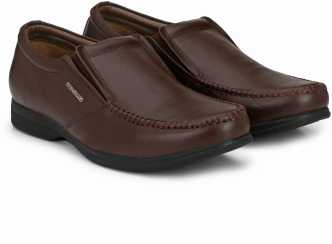 89bcc8b3c86efc Leather Shoes - Buy Leather Shoes online at Best Prices in India ...