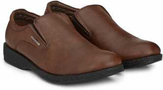dbdc46bc455 Brown Formal Shoes - Buy Brown Formal Shoes online at Best Prices in ...