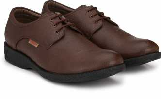 fe61a75ec2d Leather Shoes - Buy Leather Shoes online at Best Prices in India ...