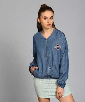 9fbe7c027 Denim Jackets - Buy Jean Jackets for Women & Men online at best prices -  Flipkart.com