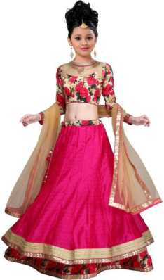 886e1bee08 Girls Ethnic Wear - Buy Girls Ethnic Clothes Online | Indian Party ...