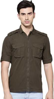 2bd2f01eab5 Roadster Shirts - Buy Roadster Shirts Online at Best Prices In India ...