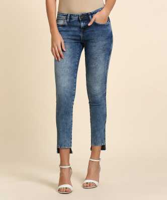 7231e4086 Ankle Length Jeans - Buy Ankle Jeans online at best prices ...