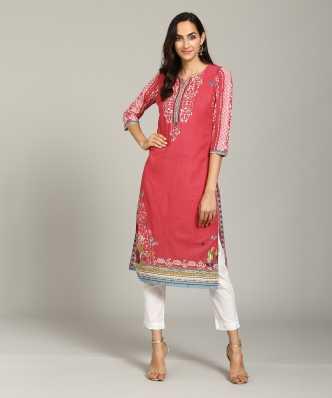 6897c57f6d9 Biba Kurtis & Kurtas - Buy Biba Kurtas Online at Best Prices in India |  Flipkart.com