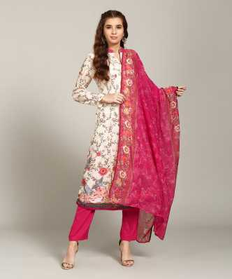 17d7200858 Salwar Suits - Salwar Suit (सलवार सूट) Designs & Salwar Kameez Online For  Women - Flipkart.com