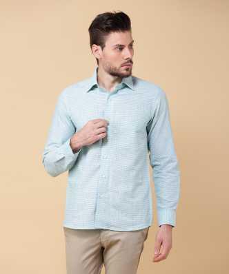 premium selection 58778 aaf84 Linen Shirts - Buy Linen Shirts online at Best Prices in India    Flipkart.com