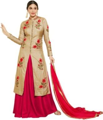 4d712563dfe Purchase Online VandV Beautiful Digital Print Anarkali Suit 500414