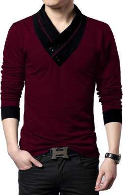 V Neck T Shirts For Mens Online At Flipkartcom