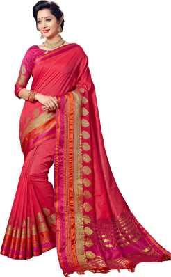 c1aa38c2ad Kanjivaram Sarees - Buy Kanjeevaram Sarees Online at Best Prices In India |  Flipkart.com