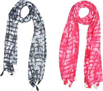 competitive price 814f2 faf30 Scarves & Stoles - Buy Stoles & Scarves for Women Online at ...