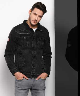 218a4065e5a Denim Jackets - Buy Jean Jackets for Women & Men online at best ...