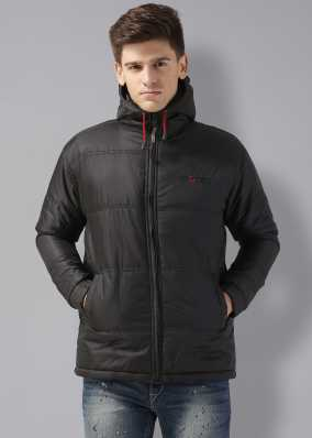 ceedd6706c590 Black Jackets - Buy Black Jackets Online at Best Prices In India ...