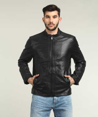412b8fb1 Leather Jackets - Buy Leather Jackets For Men & Women Online on ...