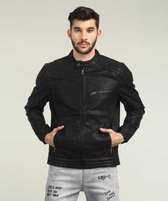 d20b6c902ad Leather Jackets - Buy leather jackets for men   women online on ...