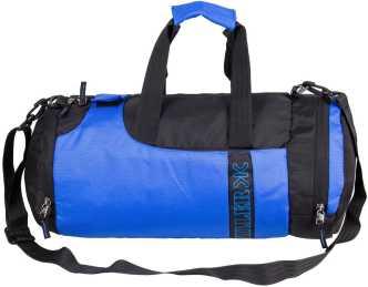 Expandable Eaton 31 L Designer Gym Bag Royal