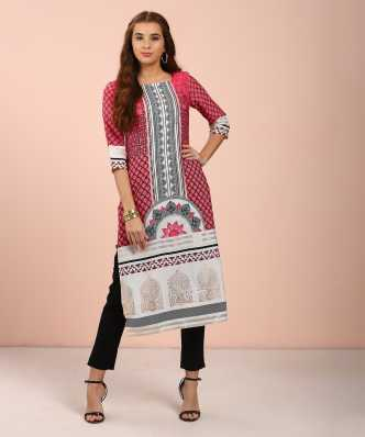 c6194a181c9 W Kurtis - Buy W Kurtas Kurtis Online at Best Prices In India ...