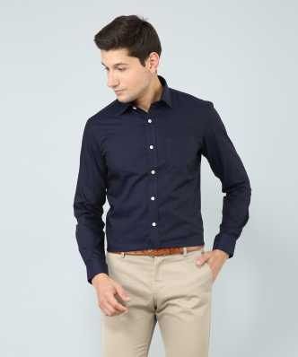 8843ecf6ac Formal Shirts For Men - Buy men's formal shirts online at Best Prices in  India | Flipkart