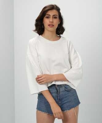 2d1ec3457b Forever 21 Tops - Buy Forever 21 Tops Online at Best Prices In India |  Flipkart.com