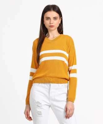 8bb51a2d7295 Sweaters Pullovers - Buy Sweaters Pullovers Online for Women at Best ...