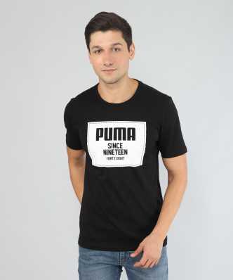 Puma Men s T-Shirts Online at Flipkart.com 795a74f14f01