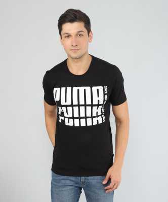 33f857d5db8 Puma Men's T-Shirts Online at Flipkart.com