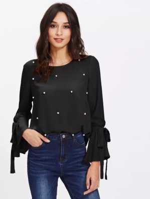 cfe203d1f9aa7 Party Tops - Buy Latest Party Wear Tops Online at Best Prices In ...