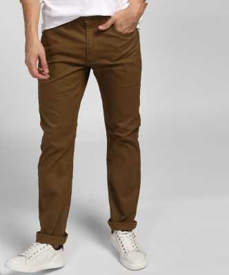 2e2e9a9bf185 Regular Fit Trousers - Buy Regular Fit Trousers Online at Best Prices in  India | Flipkart.com