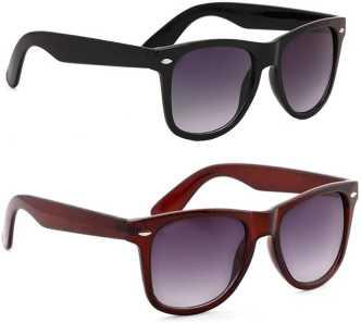 a9edbed938 Wayfarer Sunglasses - Buy Wayfarer Sunglasses Online at Best Prices ...