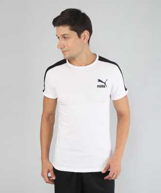 0f8fd6721f Puma Men's T-Shirts Online at Flipkart.com