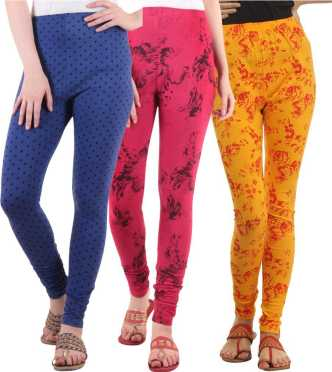 54e6956129e Ankle Length Leggings Ethnic Bottoms - Buy Ankle Length Leggings Ethnic  Bottoms Online at Best Prices In India