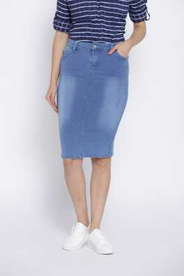 f37bf88792 Pencil Skirts - Buy Pencil Skirts Online at Best Prices In India ...