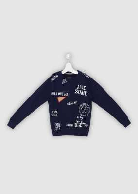 79d89582 Sweatshirts For Boys - Buy Boys Sweatshirts Online At Best Prices In ...