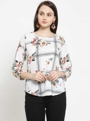 Tops - Buy Women s Tops Online at Best Prices In India   Flipkart.com 11ea1fc261