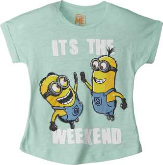 cd32cb65a Minions Clothing - Buy Minions Clothing Online at Best Prices in India |  Flipkart.com