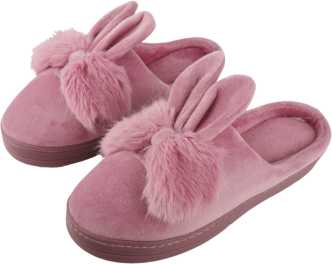 6e6f28aa2fd Fur Slippers - Buy Fur Slippers online at Best Prices in India ...