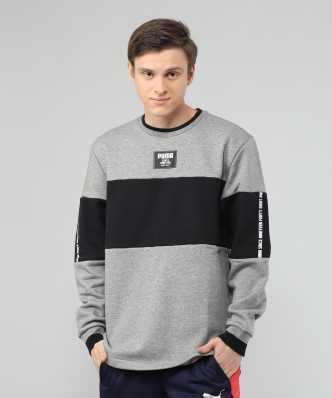 a0939831 Puma Sweatshirts - Buy Puma Sweatshirts Online at Best Prices In ...