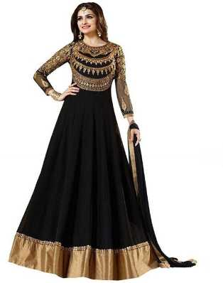 Black Gowns Buy Black Gowns Online At Best Prices In India