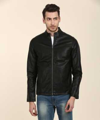 803f24d5b Black Jackets - Buy Black Jackets Online at Best Prices In India ...