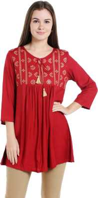 fa912e082ce68 Party Tops - Buy Latest Party Wear Tops Online at Best Prices In ...