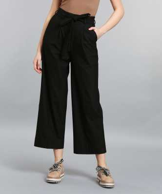 367093e2 Formal Pants For Women - Buy Ladies Formal Pants online at Best ...