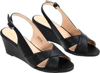 68a309cde3c Black Heels - Buy Black Heels online at Best Prices in India ...