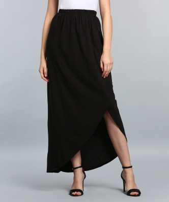 4d705fb01c Midi Skirts - Buy Midi Skirts Online at Best Prices In India ...