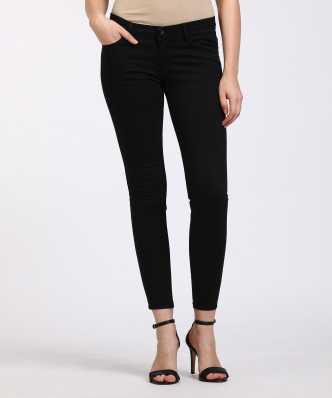 dbcaf15d6ff7e Women Jeans | Buy Ladies Denim, Skinny & Flare Jeans Online at Flipkart