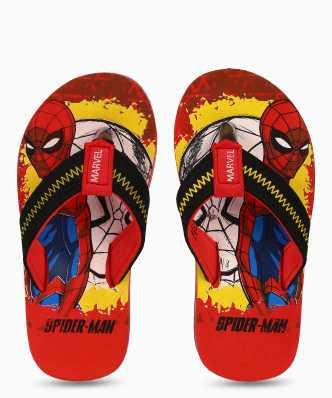 5b379fbe5f5 Spiderman Footwear - Buy Spiderman Footwear Online at Best Prices in ...