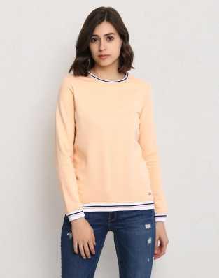 e2b654b0c72 Sweatshirts - Buy Sweatshirts   Hoodies for Women Online at Best Prices in  India