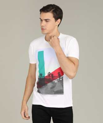 06874549b4e United Colors Of Benetton Tshirts - Buy United Colors Of Benetton Tshirts  Online at Best Prices In India