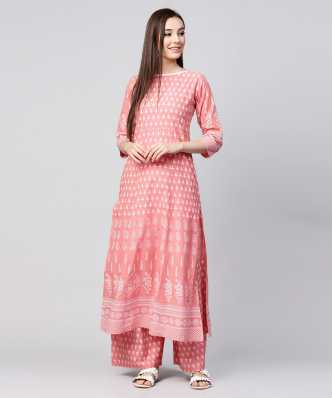 4132f1d3ce1 Kurta And Palazzo Set Ethnic Sets - Buy Kurta And Palazzo Set Ethnic ...