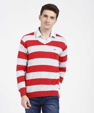 173ca518bd48 Red Sweaters - Buy Red Sweaters Online at Best Prices In India ...