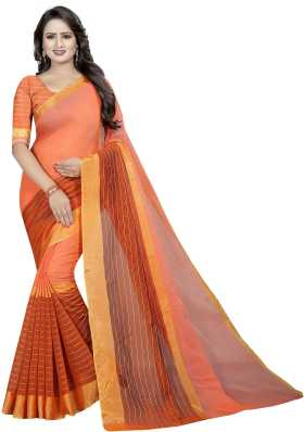 56dc877dc Cotton Sarees Online Shopping | Pure Plain & Printed Fancy Cotton ...