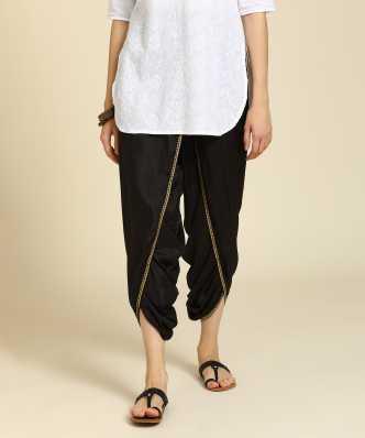 0d61b8b6 Dhoti Pants - Buy Dhoti Pants online at Best Prices in India ...